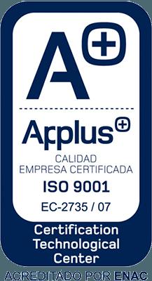 Certificado Iso9001 500